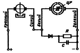 схема электро нива