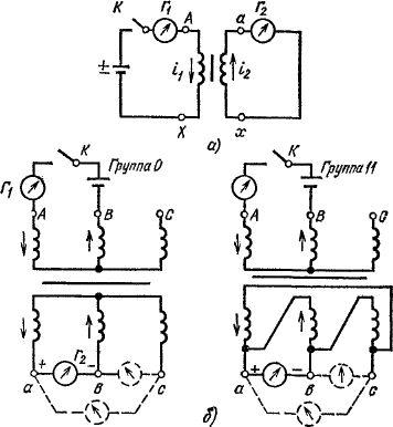 ли обмотки трансформатора