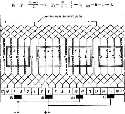 Схема двухходовой